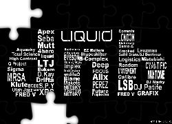 Drum And Bass, Liquid