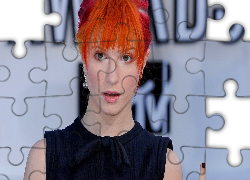 Hayley Williams, Rude, Włosy