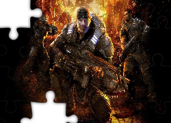 Gra, Gears of War