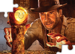 Harrison, Ford, Aktor, Film, Indiana, Jones, Grafika