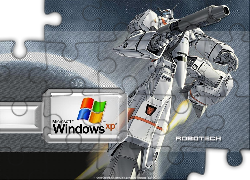 Windows XP, Robot