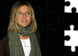 Okulary, Jennifer Aniston