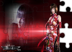 Tekken Blood Vegeance, Anna Williams