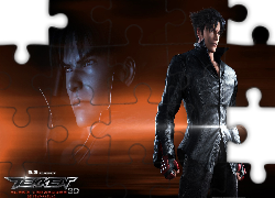 Tekken Blood Vegeance, Jin Kazama