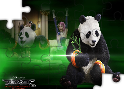 Tekken Blood Vegeance, Panda