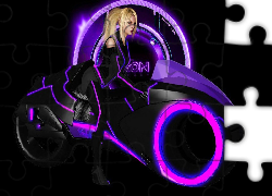 Tron, Nina Williams