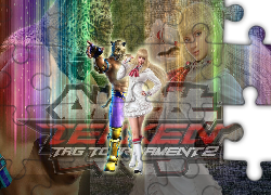 Tekken Tag Tournament 2, King, Lili