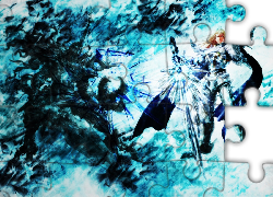 Soul Calibur IV, Siegfried