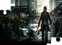 Watch Dogs, Aiden, Ludzie
