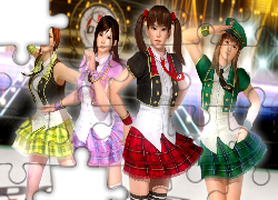Dead Or Alive 5 Ultimate, Lei Fang, Kokoro, Mila, Hitomi