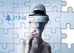 Playstation, 4, Virtual Reality