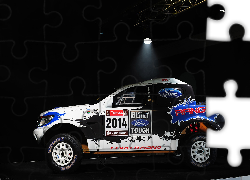 Ford Ranger, Dakar Rally