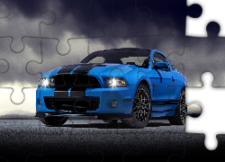 Ford Shelby, GT500