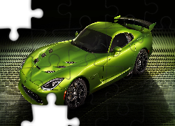 Dodge SRT Viper, Stryker Green