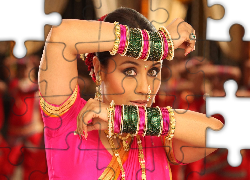 Bollywood, Oczy, Rani Mukherjee
