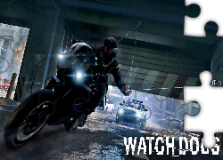 Watch Dogs, Pościg