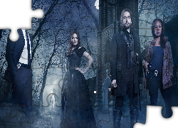 Jeździec bez głowy, Sleepy Hollow, Obsada, Orlando Jones, Katia Winter, Tom Mison, Nicole Beharie