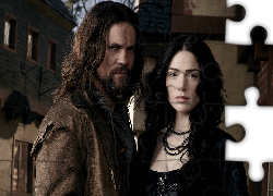 Serial, Salem, Shane West, Janet Montgomery