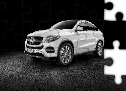 Mercedes, MLC, Coupe, SUV