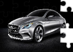 Mercedes, Concept, Coupe