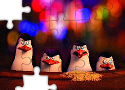 Pingwiny z Madagaskaru, The Penguins of Madagascar, Bajka