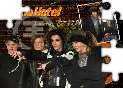 Tokio Hotel,Tom , Bill