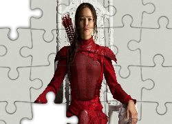 Jennifer Lawrence, The Hunger Games Mockingjay, Igrzyska Śmierci