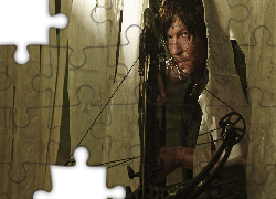 Aktor, Norman Reedus, Serial, The Walking Dead, Żywe trupy