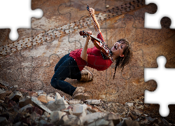 Lindsey Stirling, Skrzypce