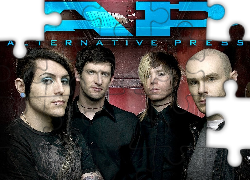 Afi,Aleternative press