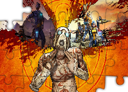 Borderlands 2, Maska, Handsome Jack