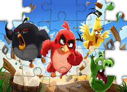 Angry Birds, Film