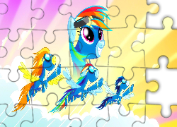 My Little Pont, Wonderbolts, Rainbow Dash, Spitfire, Soarin