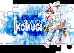 osoba, pluszak, Nurse Witch Komugi