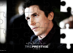 The Prestige, Christian Bale, twarz, aktor