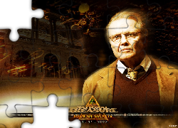 National Treasure 2 - The Book Of Secrets, Jon Voight, budynek
