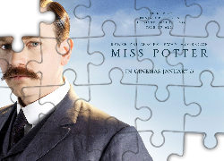 Miss Potter, Ewan McGregor, garnitur