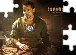 Iron Man, Robert Downey Jr., kable