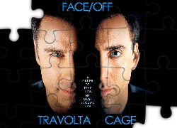 Face Off, John Travolta, Nicolas Cage