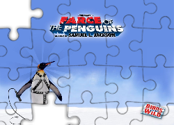 Farce Of The Penguins, pingwin, pejcz