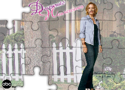 Desperate Housewives, Felicity Huffman, drzewo