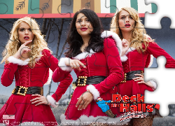 Deck The Halls, Alia Shawkat, Sabrina Aldridge, Kelly Aldridge