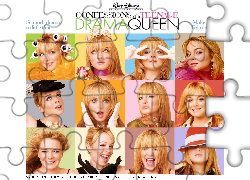 Confessions Of A Teenage Drama Queen, zdjęcia, Lindsay Lohan