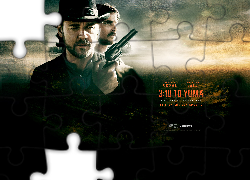 3 10 To Yuma, Russell Crowe, rewolwer