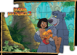 Mowgli, Baloo, Księga Dżungli 2, The Jungle Book 2