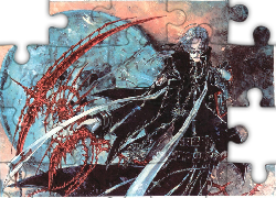 horror, Trinity Blood