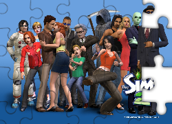 The Sims 2, Bochaterowie