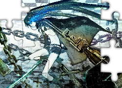 Black Rock Shooter, Łańcuchy