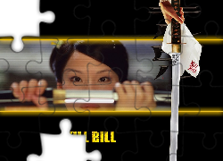 Kill Bill, Chinka, Miecz