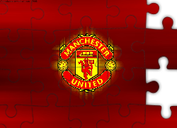 Herb, Manchester United, Cień